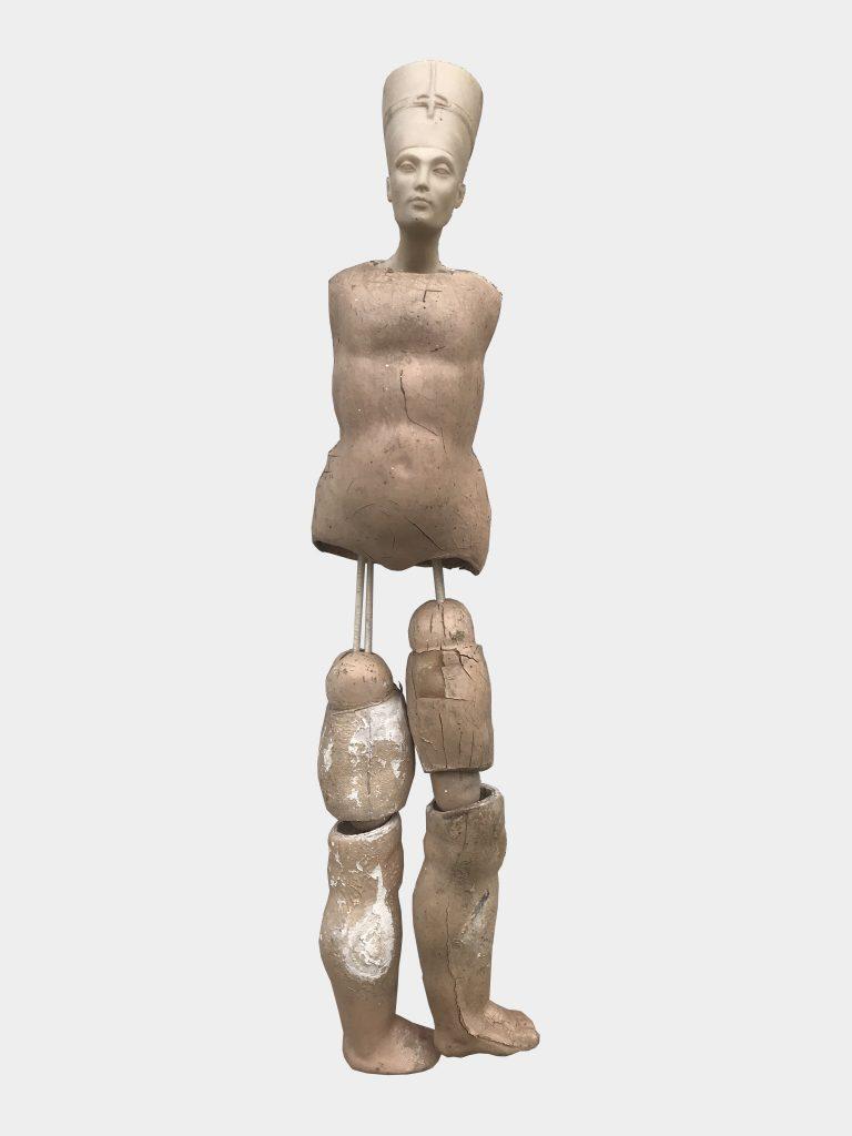 Muñeca faraón